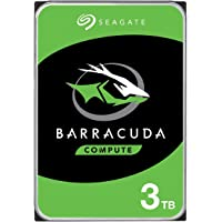 "Seagate Barracuda ST3000DM007 3 TB 3.5"" Internal Hard Drive - SATA"