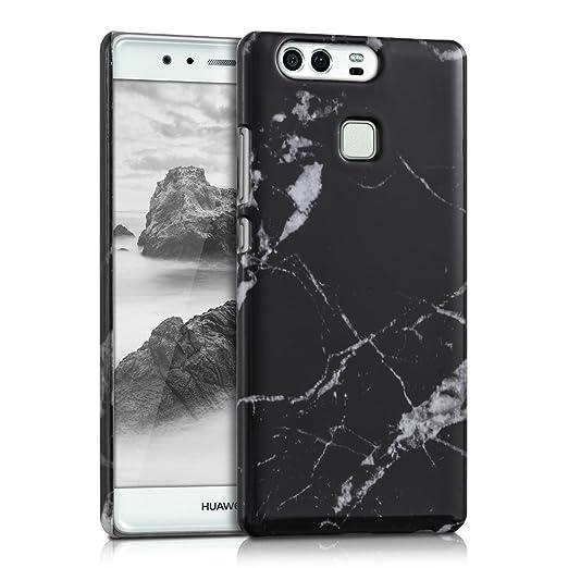 17 opinioni per kwmobile Cover per Huawei P9- Custodia rigida in plastica per cellulare- Hard