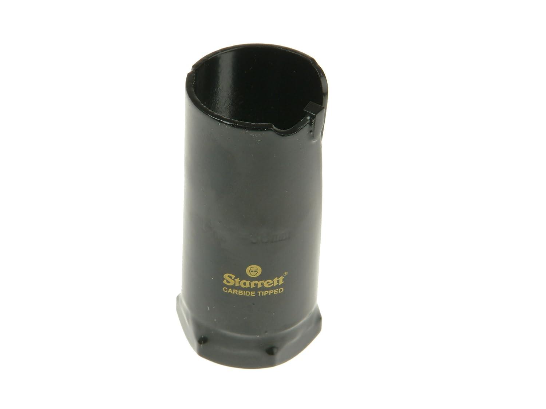 Starrett 95 mm Schnellschnitt-Mehrzweck-Lochsägen mit Hartmetallbesatz MPH0334 B0089W852G | Billig ideal