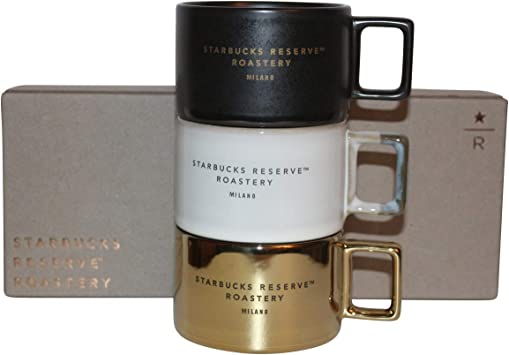 Starbucks Reserve Roastery Milano Espresso Demi Set Collection ...