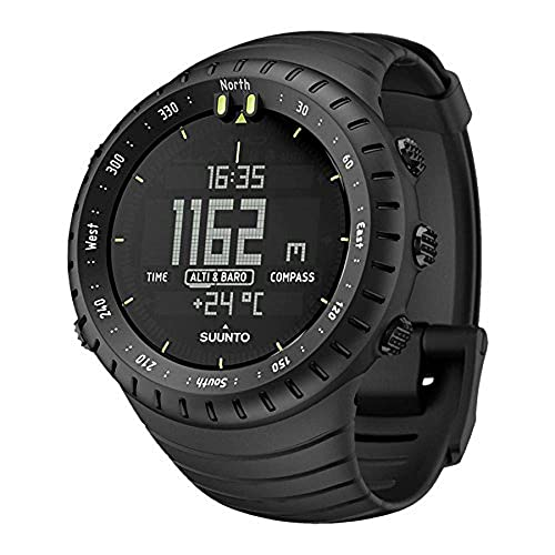 Suunto Core – L'orologio total black