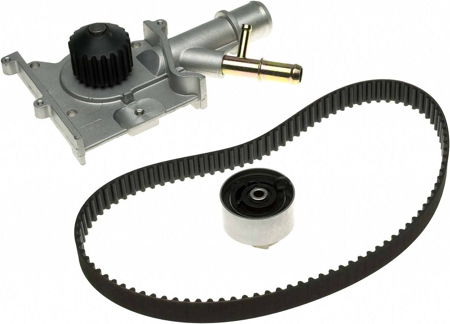 ACDelco TCKWP296M Professional Timing Belt and Water Pump Kit with Tensioner