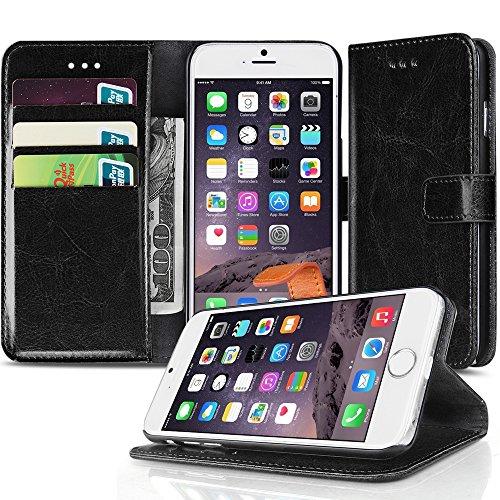 TNP iPhone Wallet Case Black