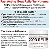 Gout Relief Cream - Clinical Strength Gout