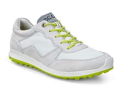 5a4c8be43737 Ecco Womens Biom Hybrid 2 Lite Gravel Shadow White Golf Shoes (US5(EU36
