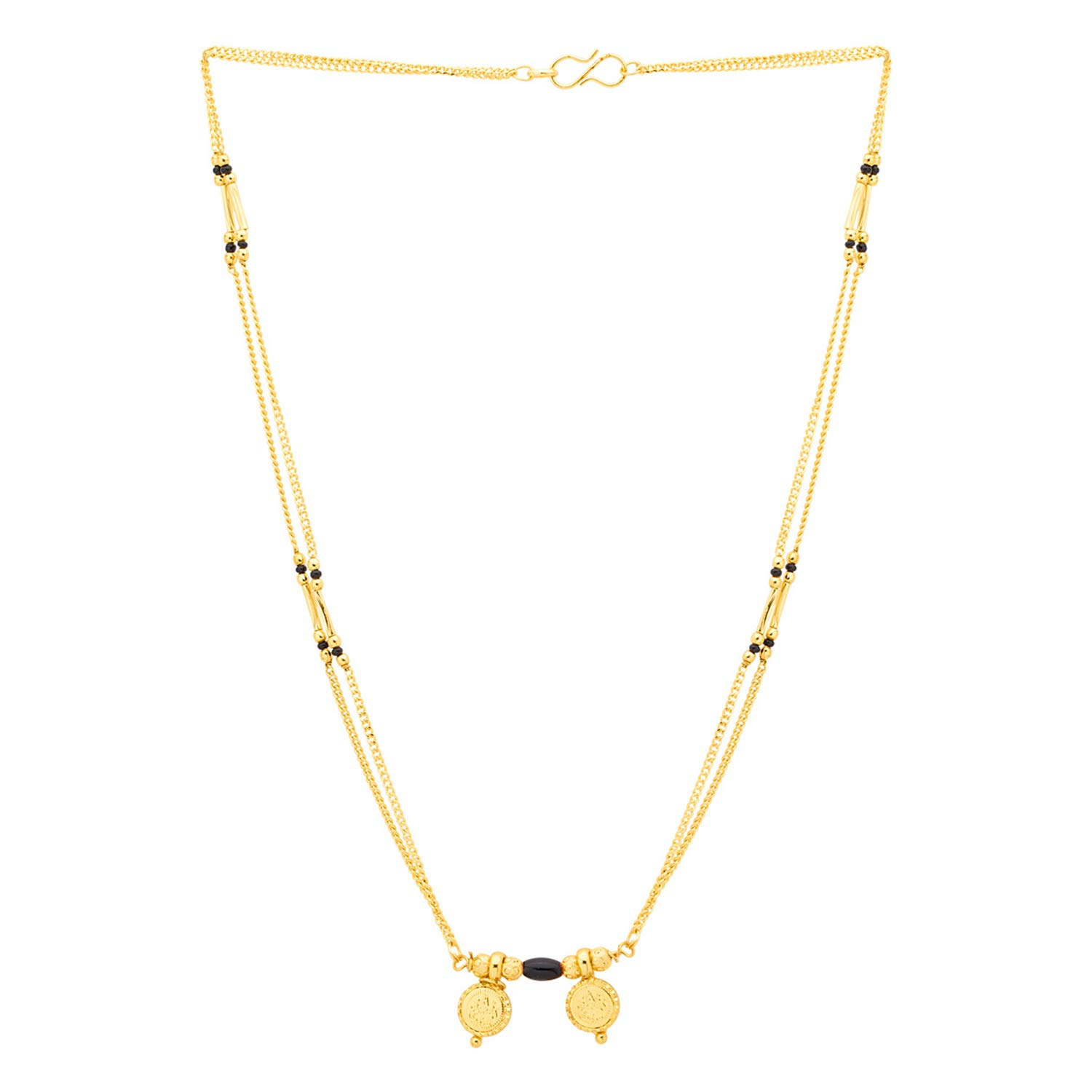 f850c8ceeaf583 Buy Voylla Copper Accessory for Women (Golden)(8907617765013) Online at Low  Prices in India