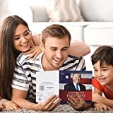 Talking Trump Birthday Card - Wishes You A Happy Birthday in Donald Trumps Real Voice - Surprise Someone with A Personal Birthday Greeting from The President of The United States - Includes Envelope