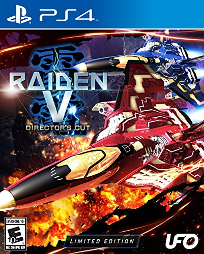 Raiden V: Director's Cut Limited Edition w/ Original Soundtr