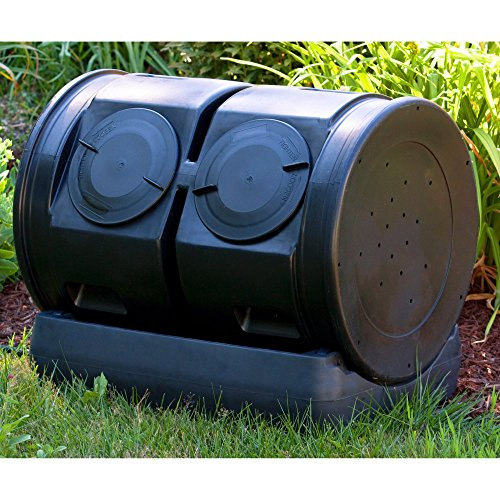 Review Good Ideas Compost Wizard Dueling Tumbler