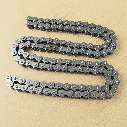 XFMT Motorcycle Heavy Duty 525 x 120 O-Ring Chain Master O Ring Drive Link Compatible with HONDA CBR600RR 2003-2010 CBR1000RR 2004-2010 CBF600 2004-2010