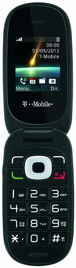 amazon com t mobile 665 prepaid phone t mobile cell phones rh amazon com Panasonic Phones User Manual User Manual VTech Phones Manuals