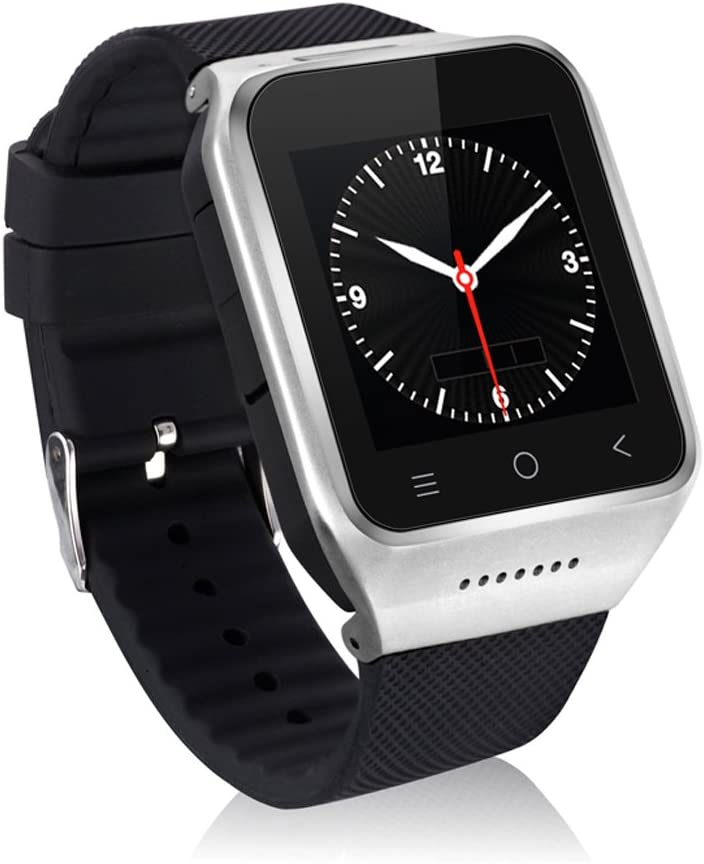 Amazon.com: Eican SW8-2 WiFi 3G Smart Watches Android 4.4 ...