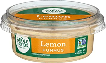 HUMMUS BRANDS SOLD AT WHOLE FOODS