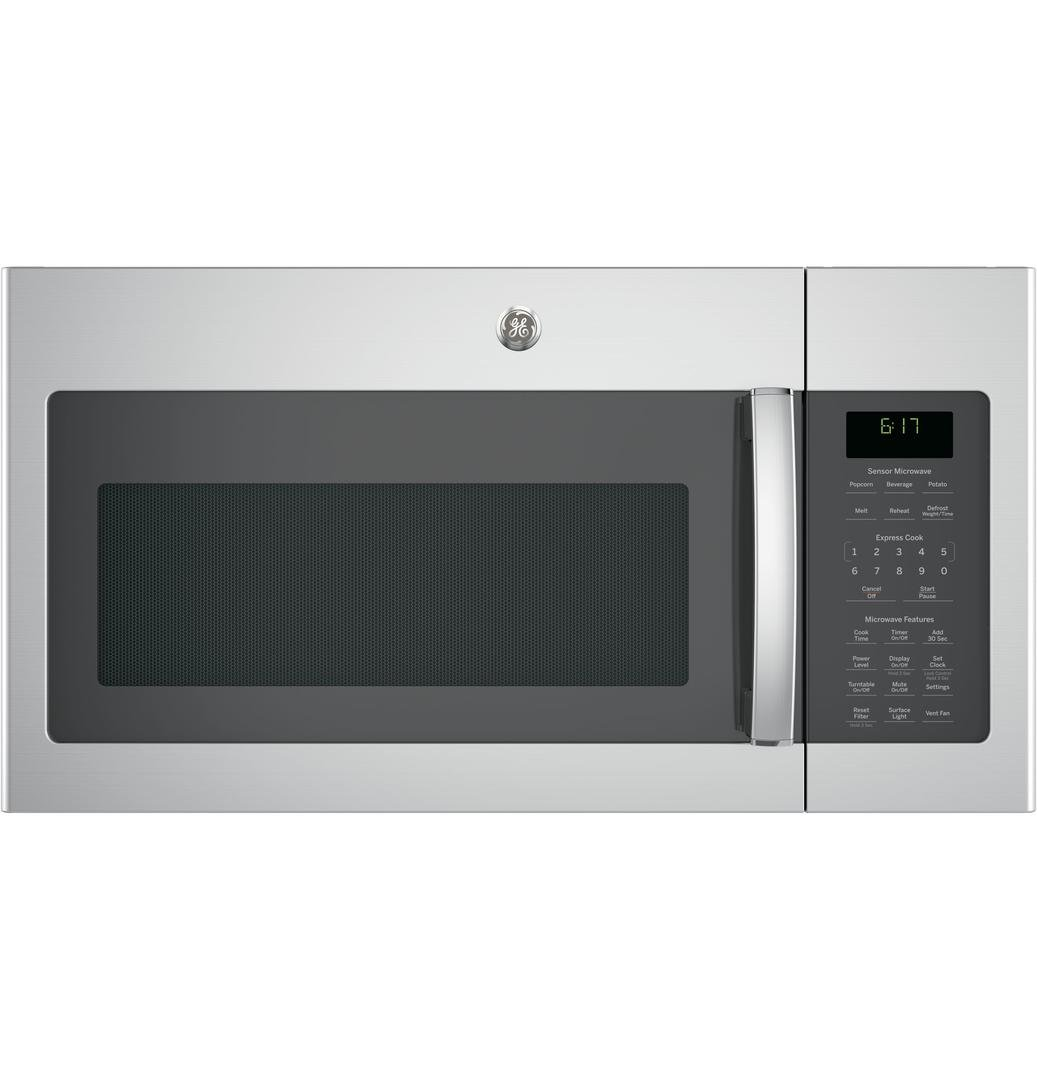 GE JVM6175SKSS 30'' Over-the-Range Microwave Oven in Stainless Steel