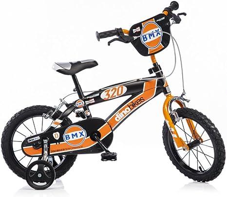 DINO SPORT BMX Bike 145XC 14 pulgadas, Bicicleta de niño, Kidsbike , bicicleta, bicicleta del niño , la