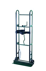 Harper Trucks 6781 Harper Appliance Hand Truck Dark Green