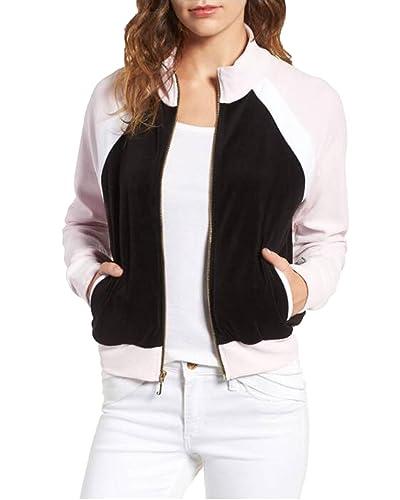 Kidsform Mujer Casual Manga Larga Outwear Coat Sólido Jacket Outwear Abrigo Chaqueta