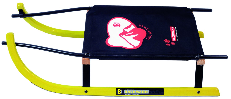 Rodel, Schlitten Snowpower 300 96 cm - Bachmann Sportrodel Tourenrodel