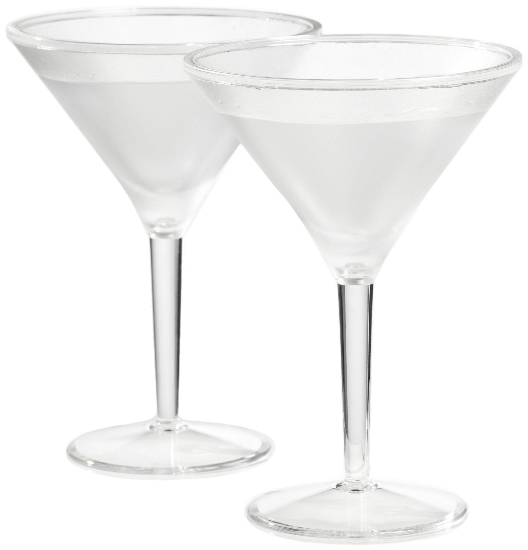 Prodyne 17410 Set of 2 Iced Martini