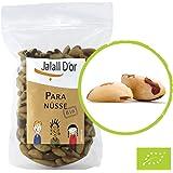 Paranüsse BIO natur Jalall D'or | 1 kg | Ernte 2018 | aus nachhaltigen § sozialen Projekten in Bolivien | frisch abgefüllt | Paranuss bio | 1000g