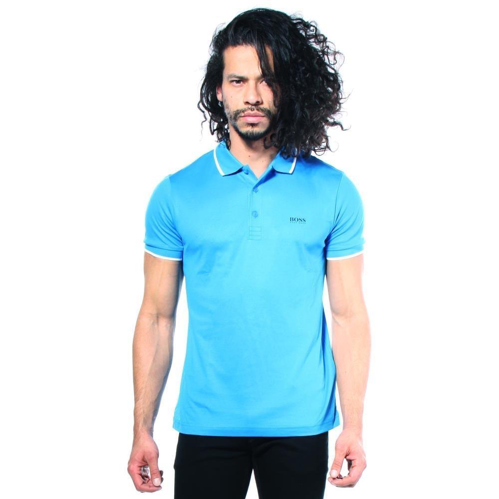 Hugo Boss PL Tech Polo Shirts L Men