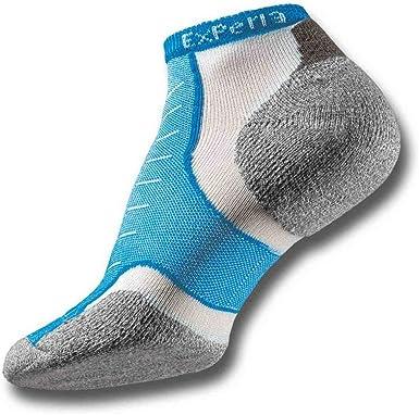 Thorlos Experia Chaussettes de course ultra Light Rio - Bleu - Medium:  Amazon.fr: Vêtements et accessoires