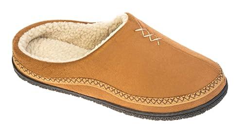 Coolers Zapatillas de estar Por casa Para Hombre Marrón Marrón, Color Marrón, Talla 40