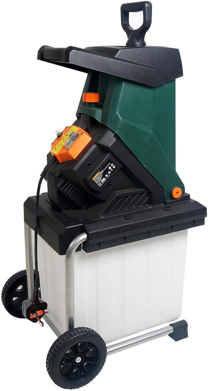 Dirty Pro Tools 2500W Garden Shredder