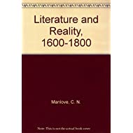 Literature and Reality, 1600-1800
