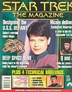 Star Trek the Magazine: Volume 1, Issue 04,…