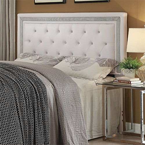 Glamorous Contemporary Queen/Full Headboard by Coaster Home Furnishings