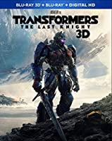 Transformers: The Last Knight (3D+Blu-ray+Digital HD)