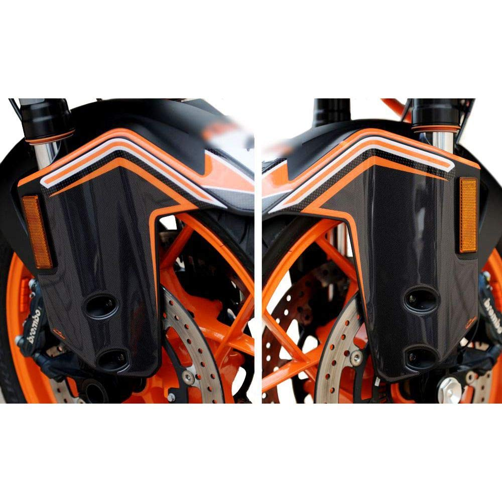 Protection 03 Fender Compatible with KTM 1290 Super Adventure-S 2018