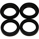 Outlaw Racing Fork Oil Seal and Dust Seal Kit – Triple Lip Seal Design Dust Wiper