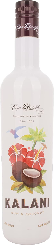 Kalani Rum and Coconut Liqueur - 700 ml: Amazon.es ...
