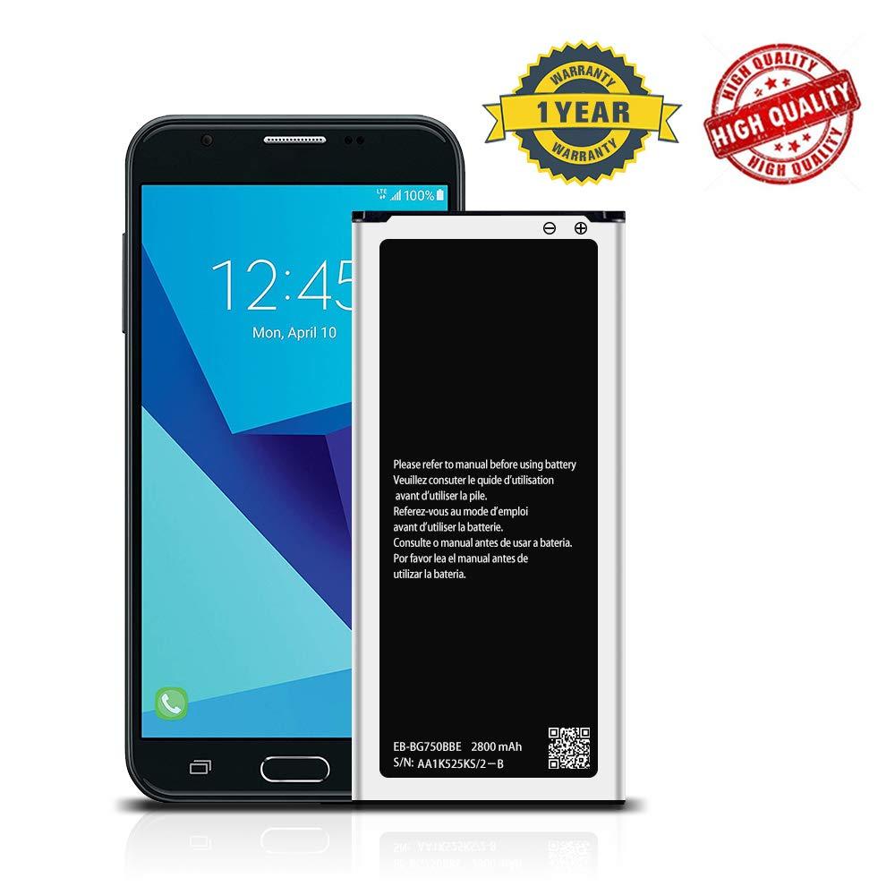 Bateria Celular Para At&t Samsung Galaxy Mega 2 Sm G750a Eb Bg750bbe / Eb Bg750bbu