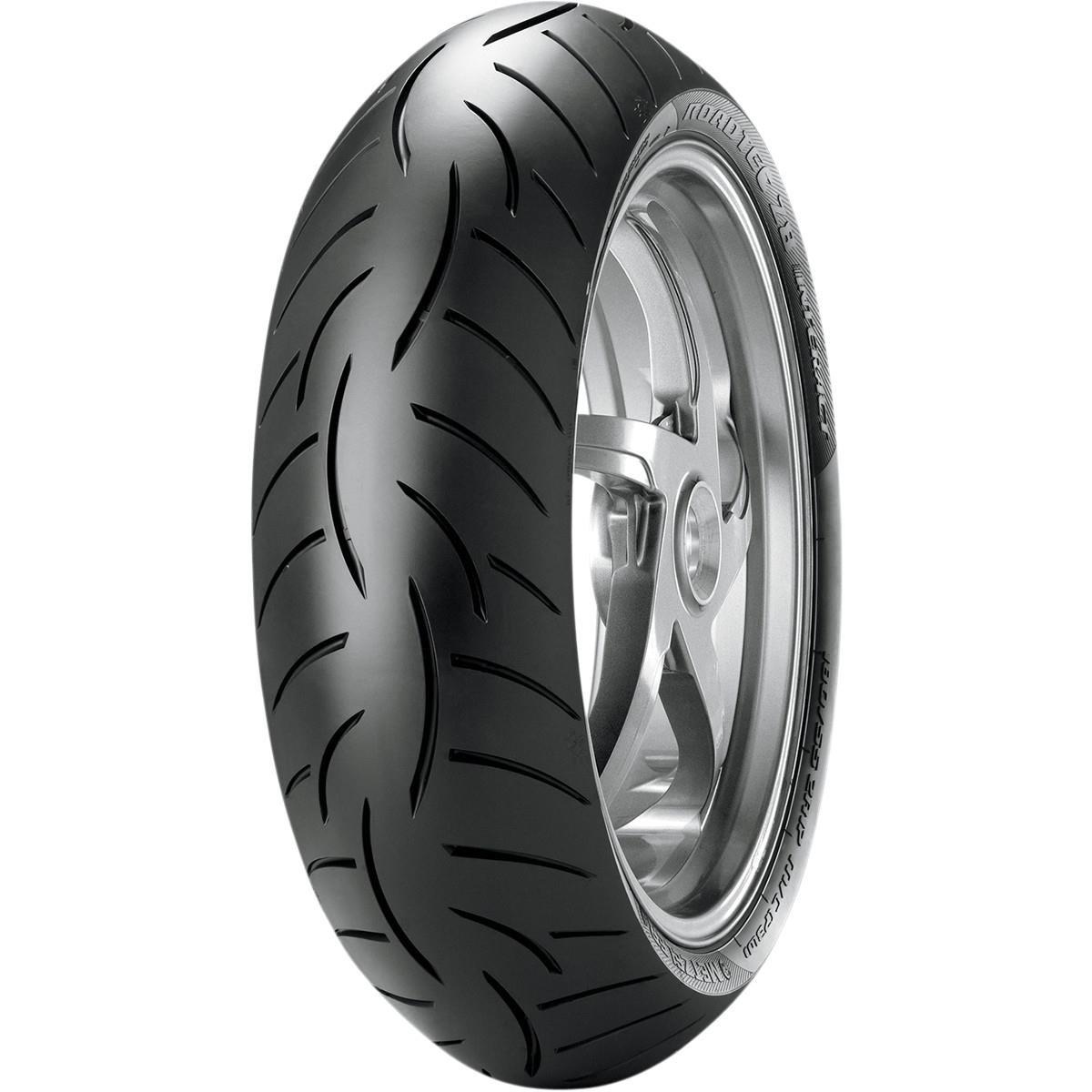 Metzeler Roadtec Z8 Interact 190/55ZR17 TL (75W) Rear Tire - 190/55ZR17