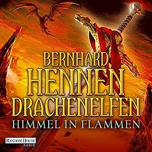 Himmel in Flammen (Drachenelfen 5) Hörbuch