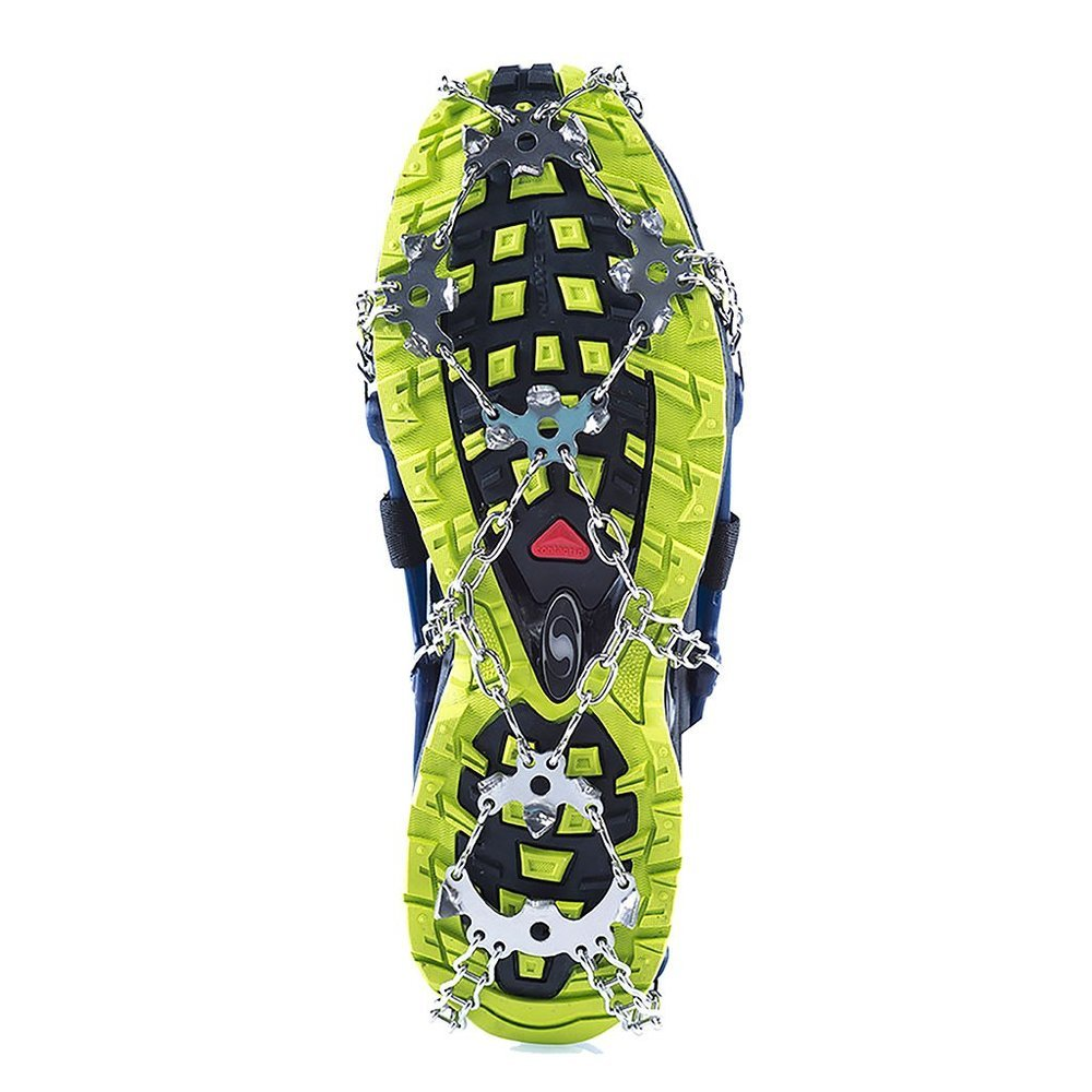 Hillsound Trail Crampon Ultra, Blue, Small by Hillsound