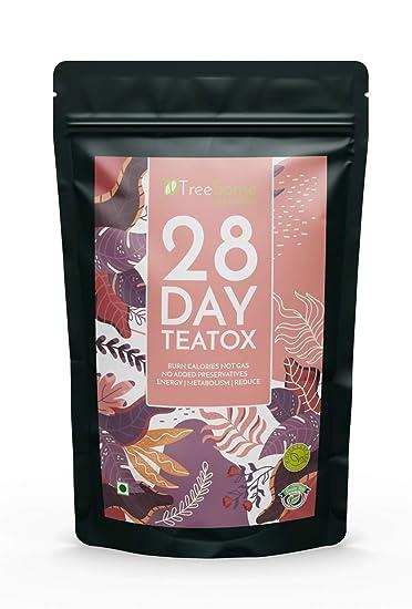 Ceaiul Alphatox Skin Cleanse (28 de zile) - Ceaiuri de fitness Alphatox Premium
