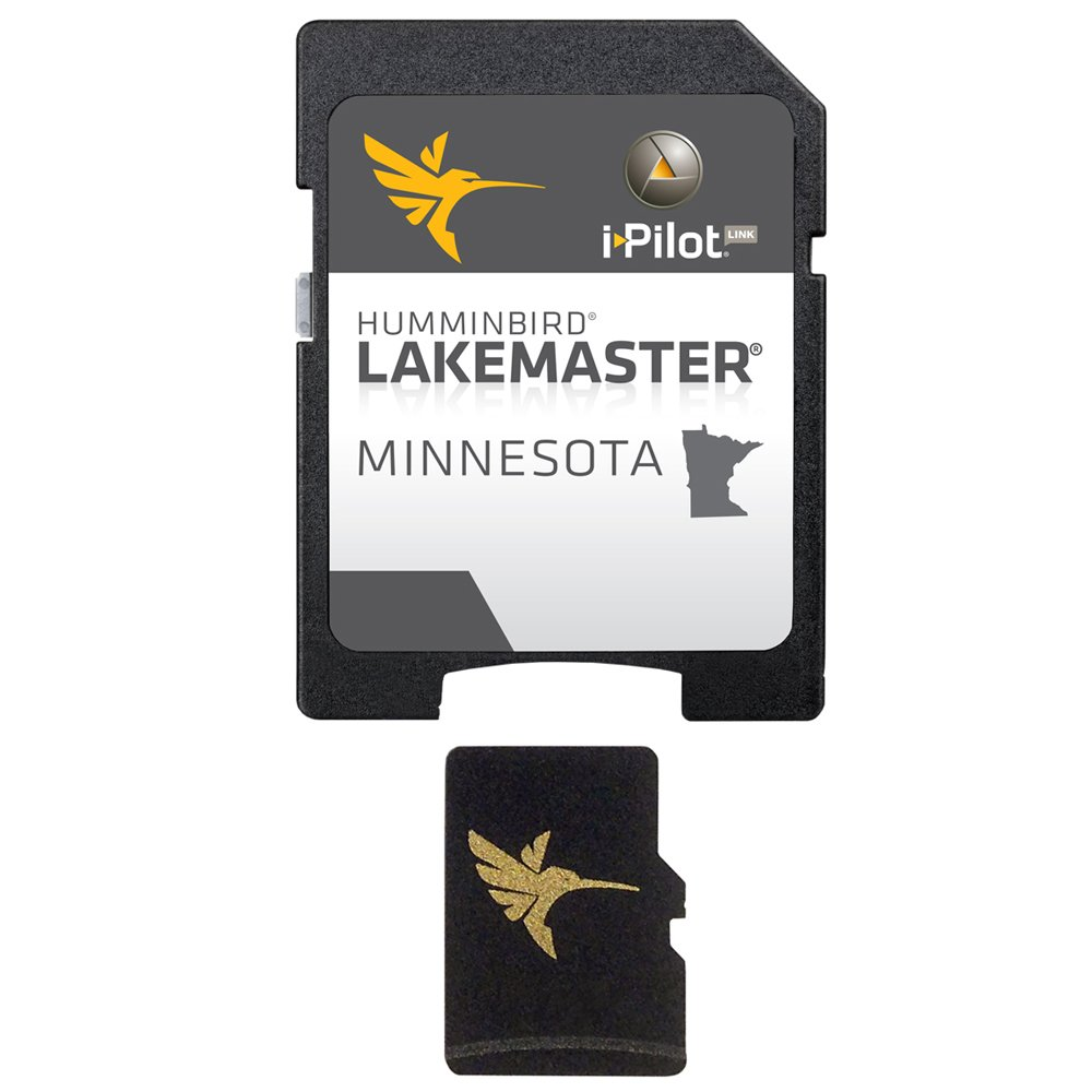 Amazon.com: Humminbird Lakemaster Chart - Minnesota - Microsd/sd ...