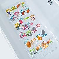 BEEHOMEE Bath Mats for Tub Kids - Large Cartoon Non-Slip Bathroom Bathtub Kid Mat for Baby Toddler Anti-Slip Shower Mats…