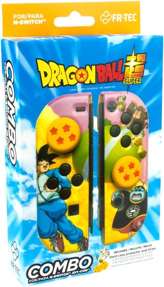FR·TEC - Pack Dragon Ball Super Combo - Nintendo Switch: Amazon.es ...
