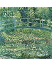 National Gallery: Impressionists Wall Calendar 2022 (Art Calendar)