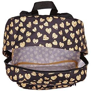 JanSport SuperBreak Backpack (Glitter Hearts)