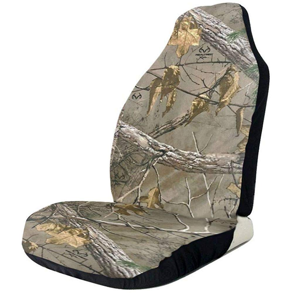 Realtree Car Seat Covers Protectors for Most Cars