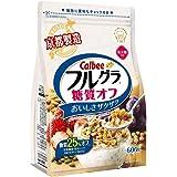 Calbee卡乐比 富果乐糖质OFF麦片 600g(日本进口)