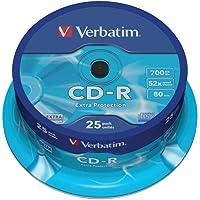 Verbatim CD-R 700MB 25Pk Spindle 52x