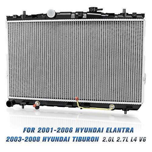 03 elantra radiator - 3