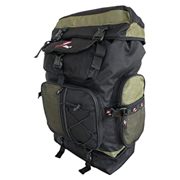 8f20fbaed227 Large Camping Backpacks Bags - 60 to 65 Litre Ltr Size Backpacking Backpack  - Great Festival